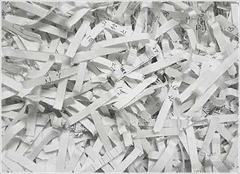 個人情報・資料は完全に廃棄します